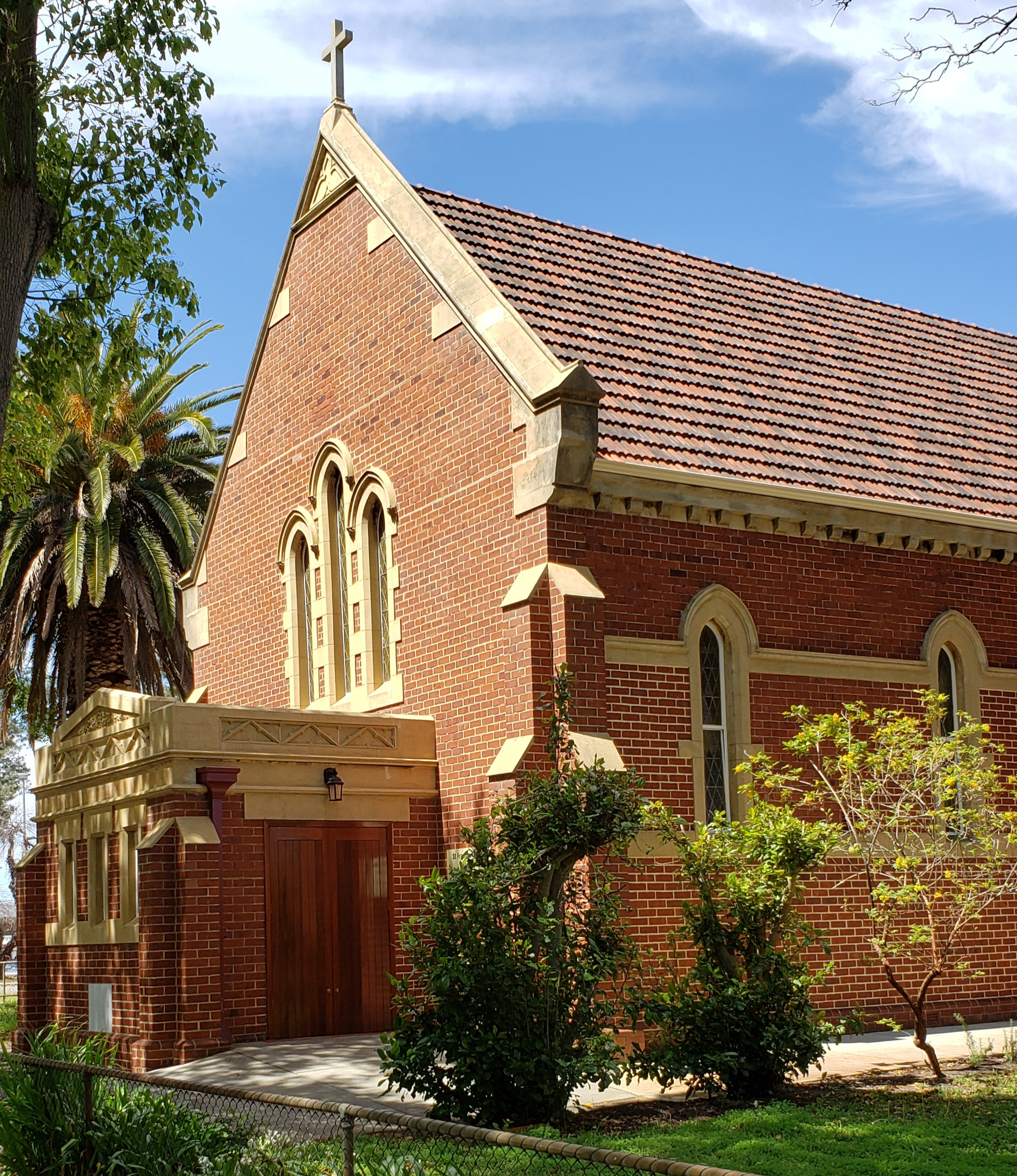 St Francis Xavier Church Perth